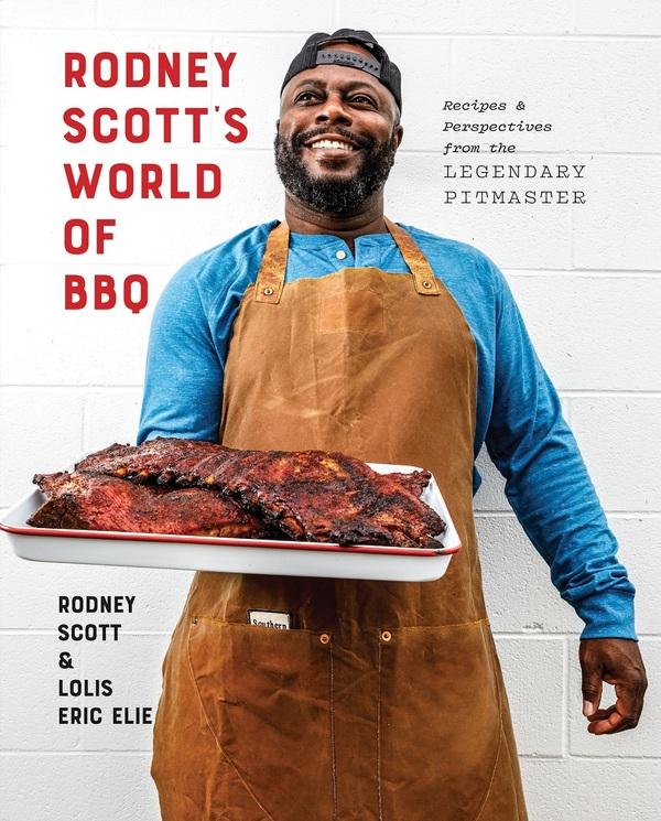 Cover of Rodney Scott's World Of BBQ.