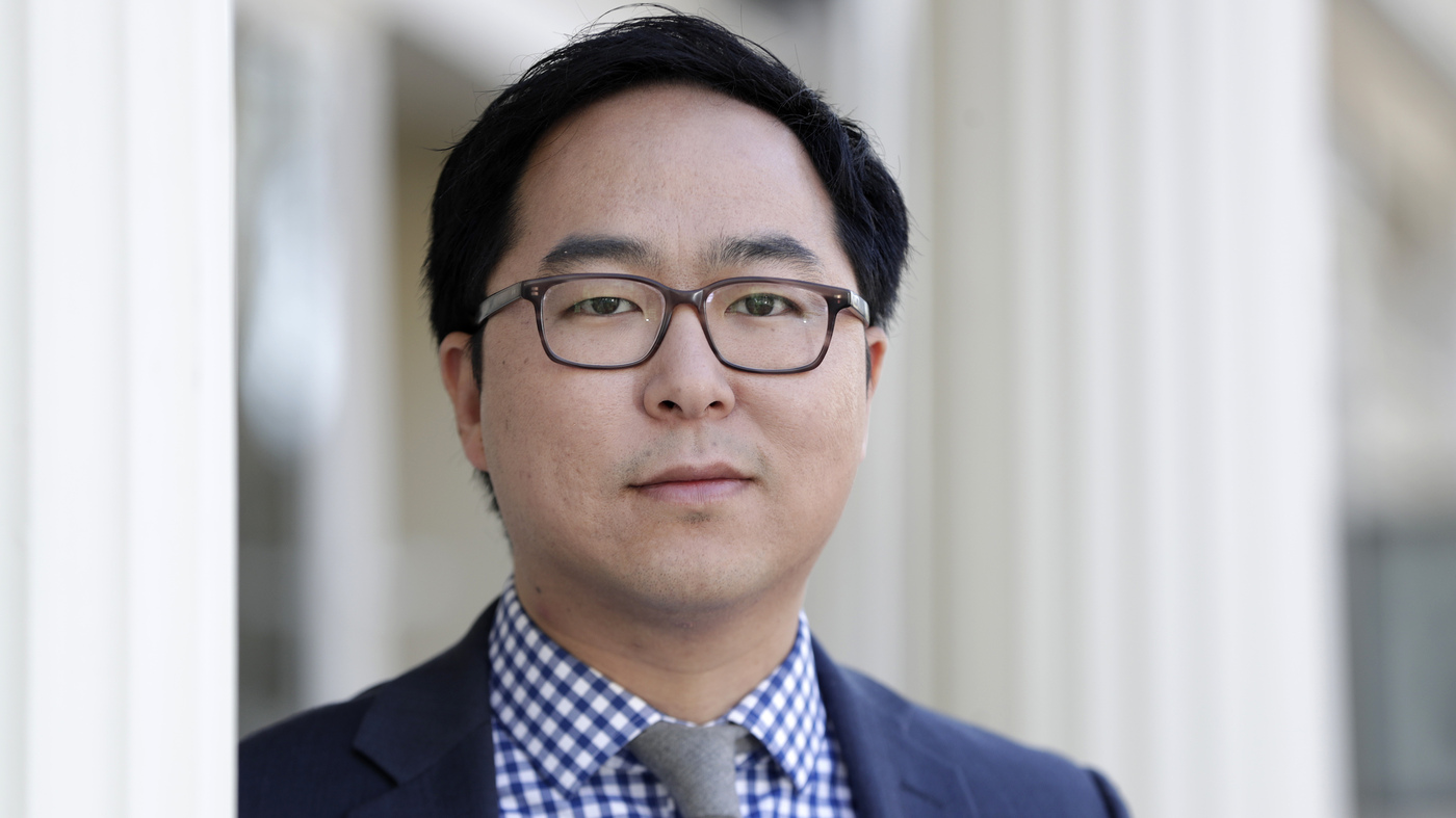 www.npr.org: Rep. Andy Kim On State Department Racism: 'My Own Government Questioned My Loyalty'
