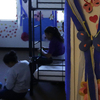 DHS Data Shows Minors Crossing Border At Faster Pace As TV Crew Tours Texas Shelter