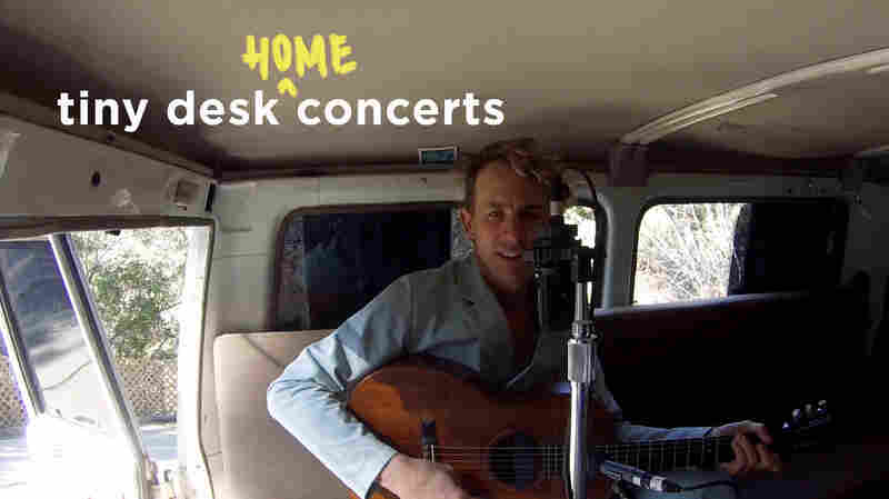 Buck Meek: Tiny Desk (Home) Concert