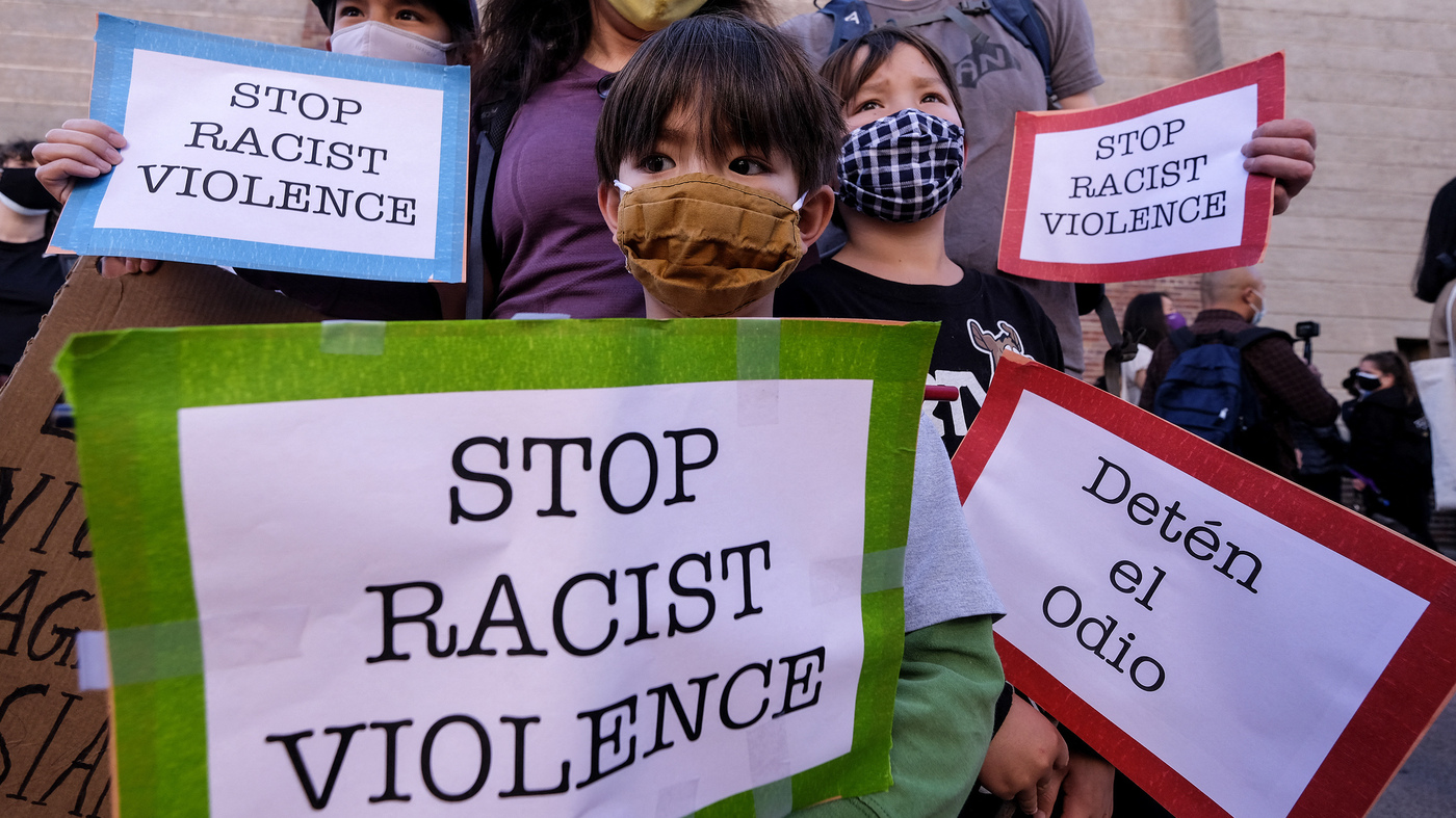 www.npr.org: How To Start Conversations About Anti-Asian Racism With Your Family