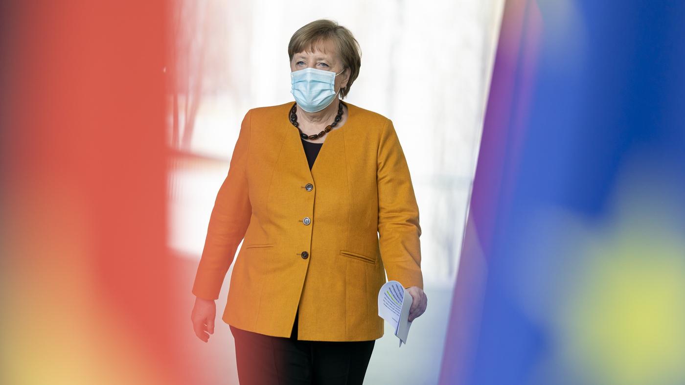 In Reversal Merkel Drops Plan For Lockdown In Germany Ahead Of Easter – NPR