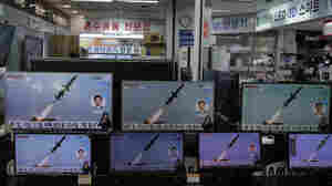 Ballistic Missile Launch Near Japan Pushes Tensions With North Korea