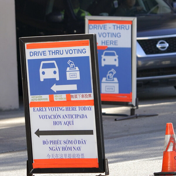 Texas Republicans Look To Curb Local Efforts To Expand Voting Access