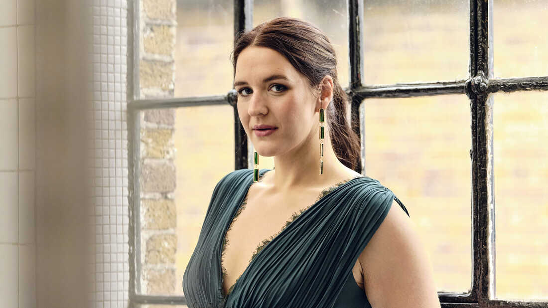 From Norway With Horsepower: Soprano Lise Davidsen Is Conquering Opera