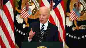 Biden Says He Expects To Run For A 2nd Term