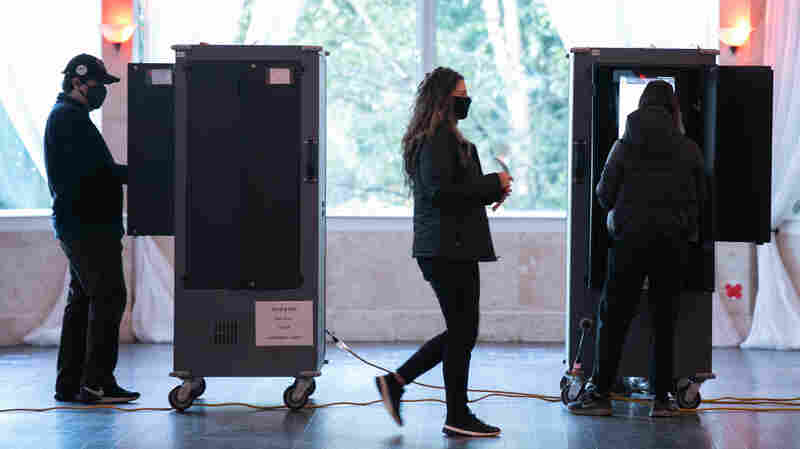 Election Defamation Lawsuits Open New Front In Fight Against Disinformation