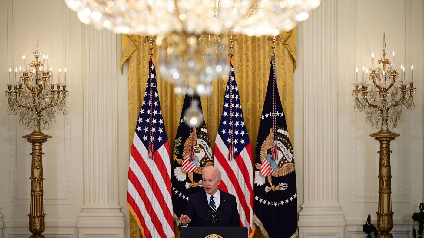 Biden's History On Gun Bills And Why Advocates Are Disappointed – NPR