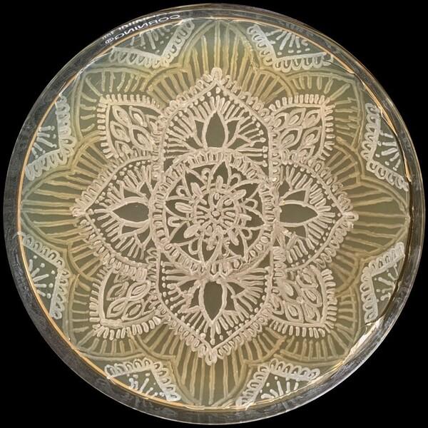 Intricate Geometric Symmetry by Balaram Khamari