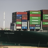 There is a ship going on: coffee, cattle, Ikea furniture among the items stuck in Suez