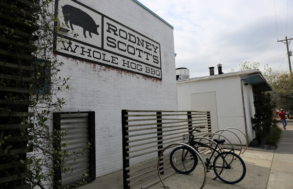 Rodney Scott's Whole Hog BBQ in Charleson, S.C.