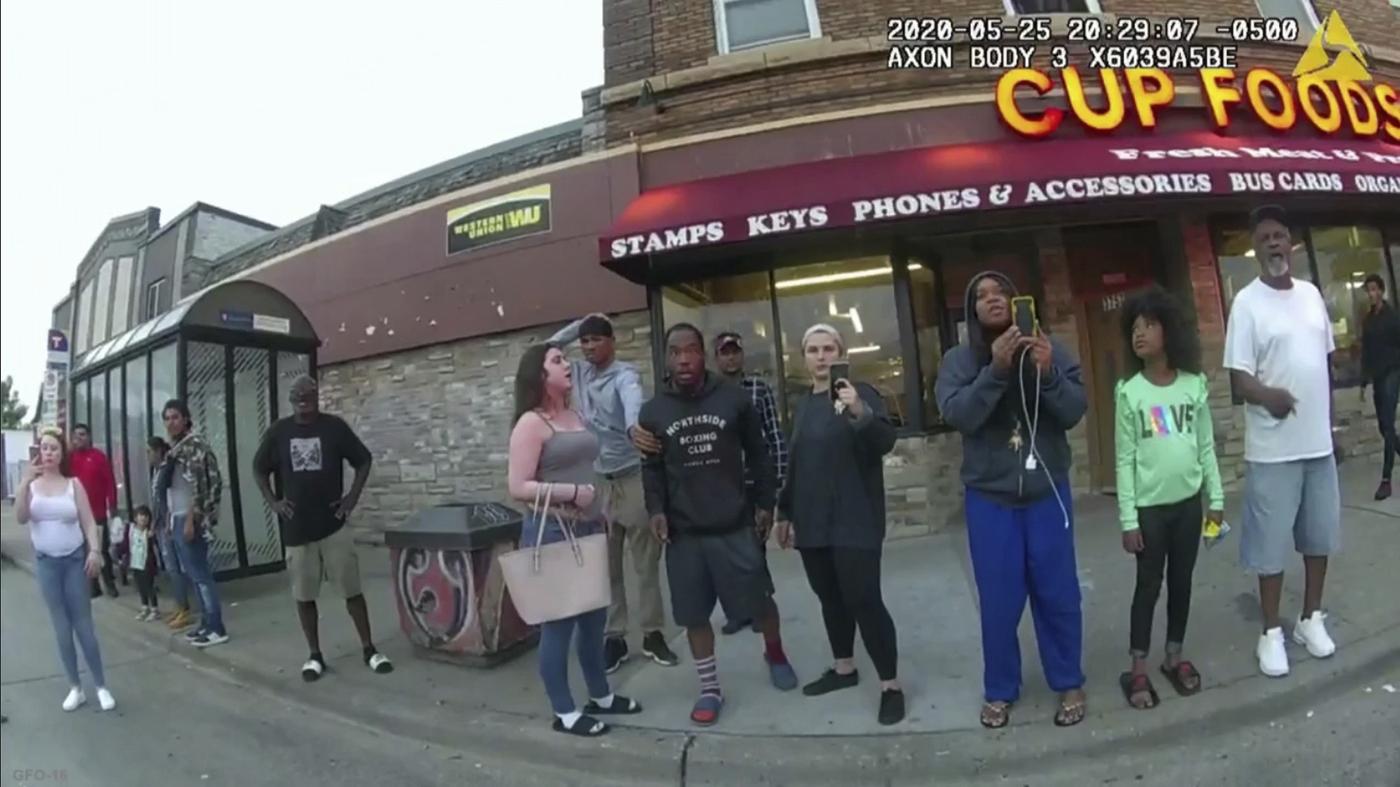 Teenage Witness Says Floyd 'Looked Kind Of Purple, Limp' When Ambulance Arrived