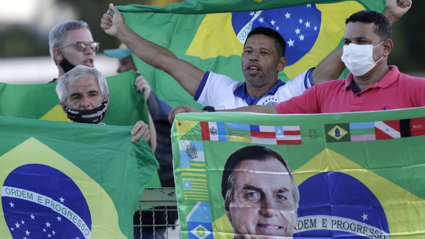 Brazil: Military Chiefs Replaced Amid Major Reshuffle Of Bolsonaro Government