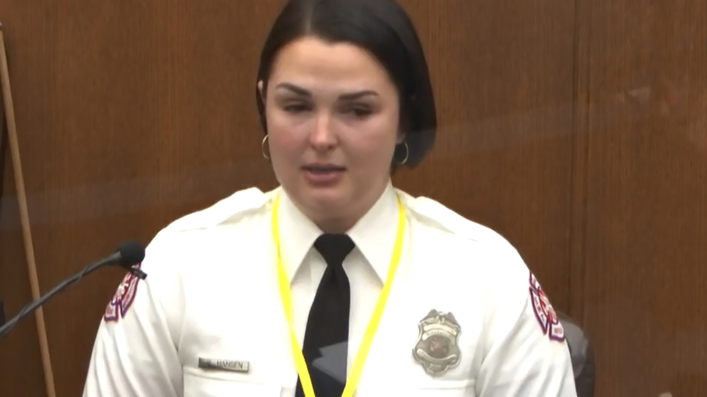 Firefighter Testifies: 'I Was Desperate To Help ... And This Human Was Denied That'