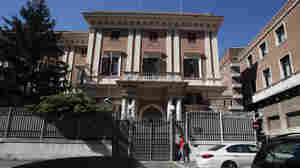 Italy Expels 2 Russian Embassy Officials, Arrests Navy Captain On Spying Charges