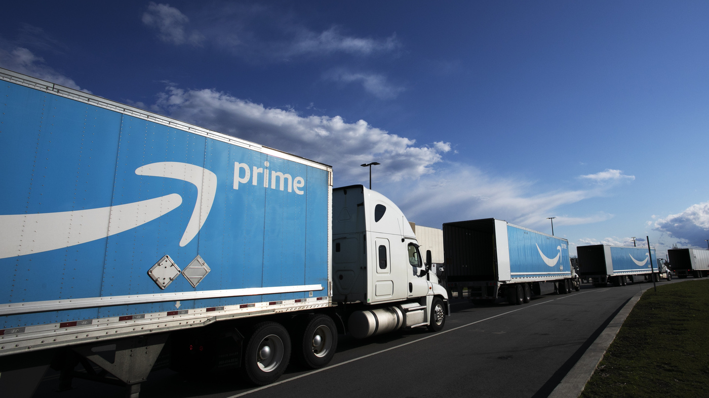 Journalist Investigates Amazon Warehouse Life And The Pitfalls Of 'One-Click America'