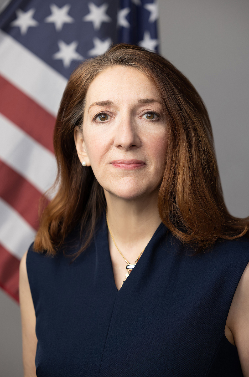 Regina LaBelle is the acting director of the White House Office of National Drug Control Policy. During a Thursday morning briefing, LaBelle said drug overdose deaths were up about 27% in the 12-month period ending in August 2020, compared with the previous year. (White House Office of National Drug Control Policy)