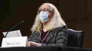 Dr. Rachel Levine: Transgender Health Care Is An Equity Issue, Not A Political One
