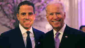 Through Decades Of Addiction, Hunter Biden Says His Family Never Gave Up On Him