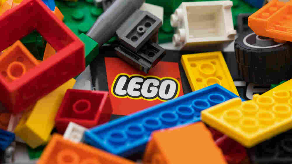 People Are Stealing Legos. Here's Why