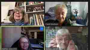 'So Deep And So Rich': Seniors Stay Connected Via Their New Life On Zoom