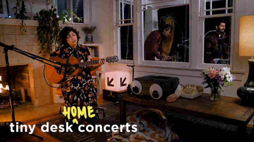 Tiny Desk Meets SXSW: Steady Holiday