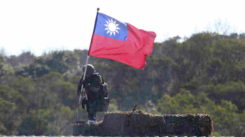 Opinion: Don't Help China By Hyping Risk Of War Over Taiwan