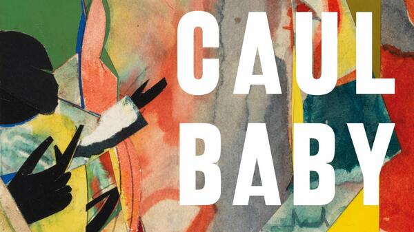 Caul Baby,作者:摩根·杰金斯