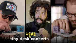 Tiny Desk Meets SXSW: Clipping