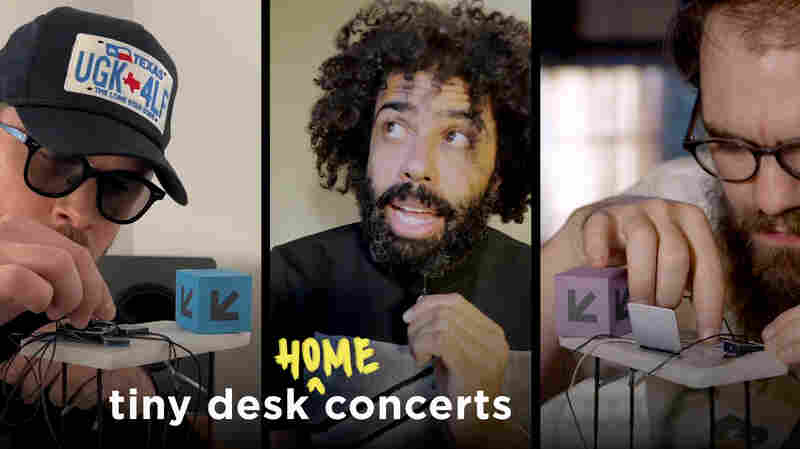 Tiny Desk Meets SXSW: Clipping