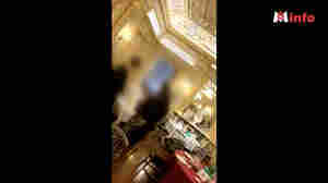 Undercover Video Of Clandestine Luxury Dinner In Paris Prompts Police Inquiry