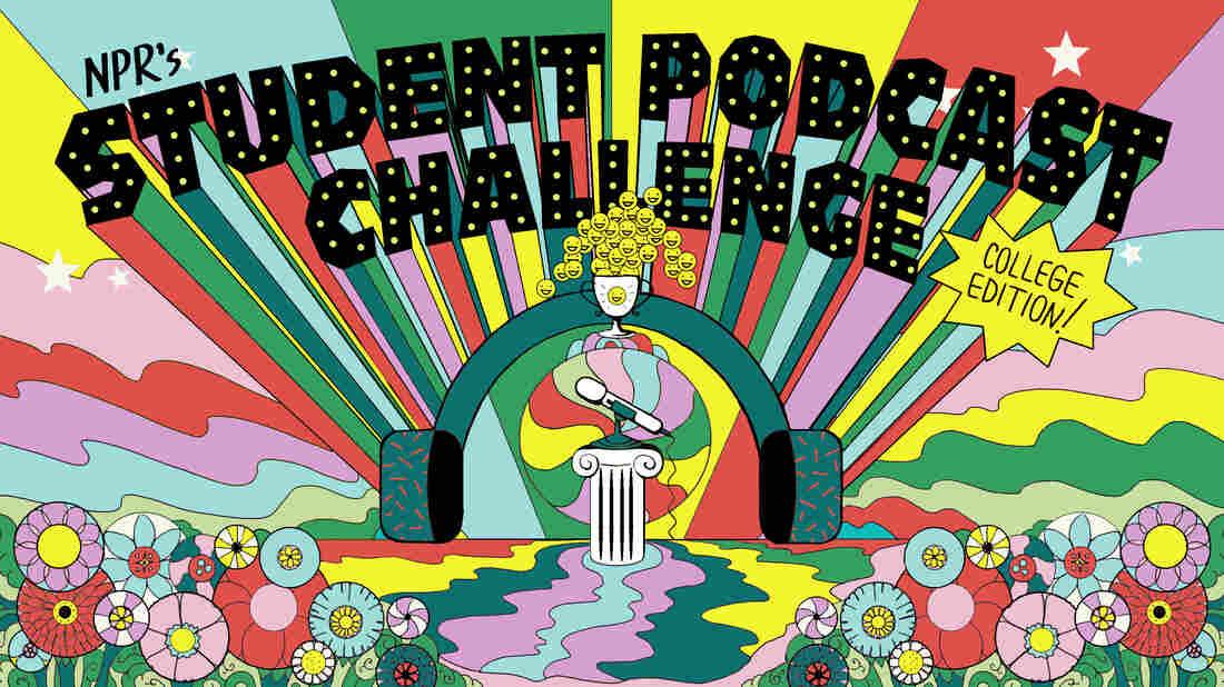 Student Podcast Challenge logo
