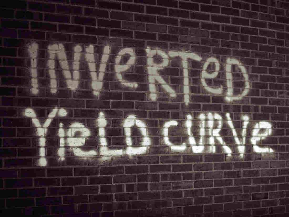 Inverted yield curve: The writing is on the wall.