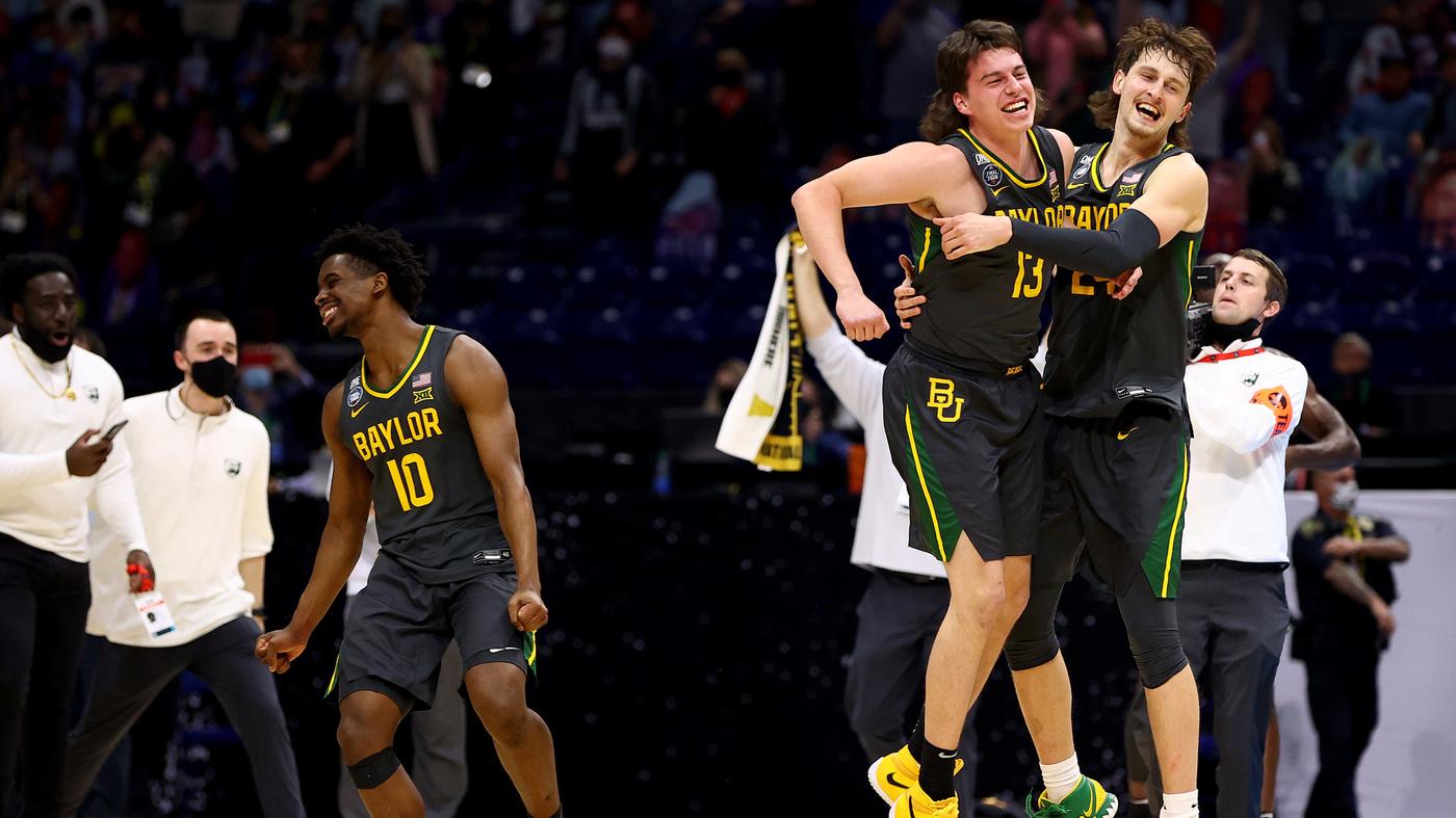 Baylor Defeats Gonzaga To Win Its 1st Men's NCAA Basketball Championship - NPR