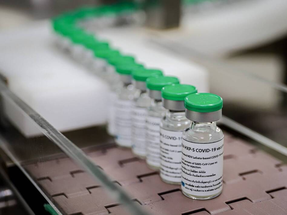 As the U.S. races to vaccinate its population, the development of better COVID-19 vaccines has already begun. (Government Pharmaceutical Organization of Thailand via Agence France-Presse/Getty Images)