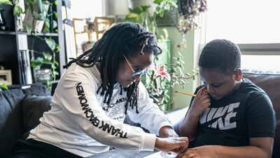 'It's A Lot': How D.C. Creatives Are Mastering The Art Of Motherhood