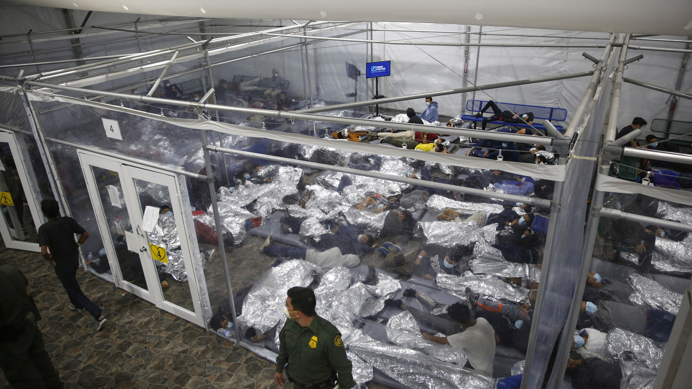 Almost 19000 Migrant Children Stopped At U.S. Border in March Most Ever In A Month – NPR