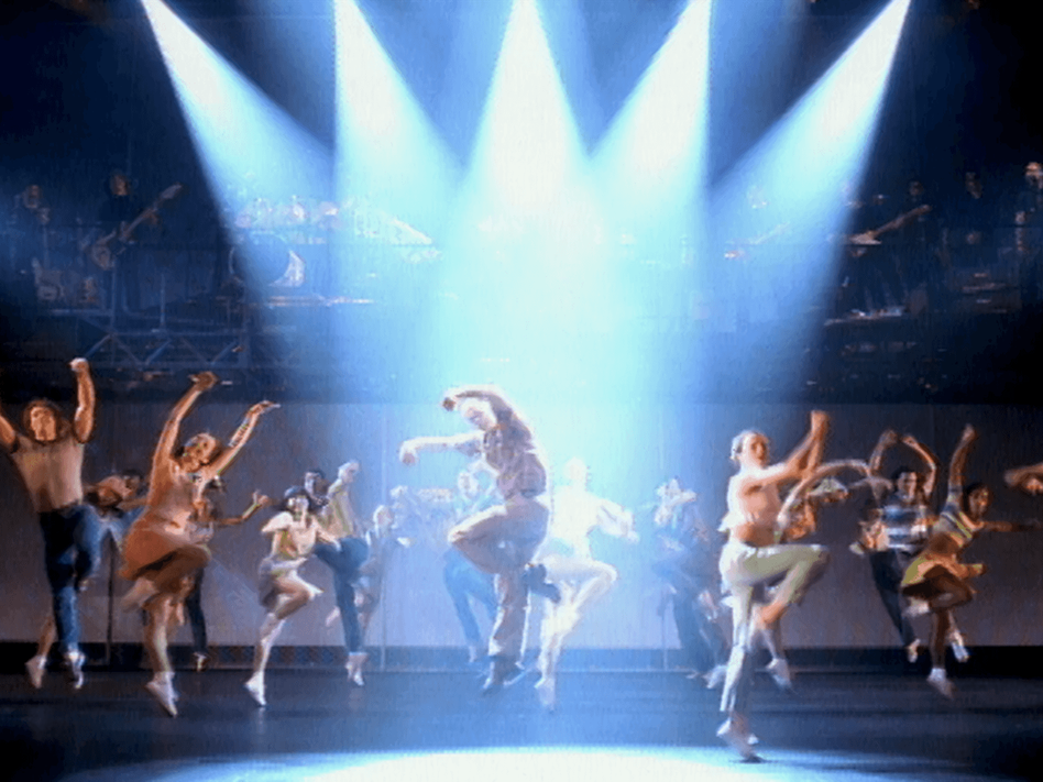 Twyla Tharp won the Tony Award for Best Choreography in 2003 for her work on the musical Movin' Out.