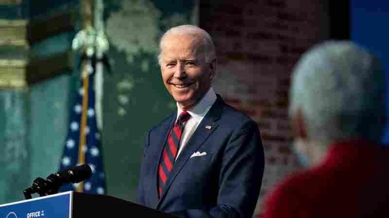 Within Biden's Infrastructure Plan Lies An Agenda To Address Climate Change