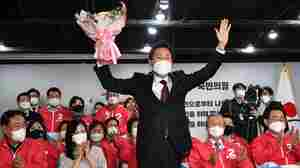 South Korea's Opposition Wins In Local Races, Spelling Trouble For President's Party