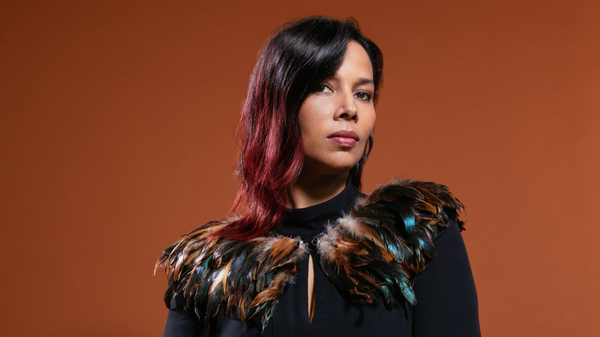 Rhiannon Giddens recorded her new album, They