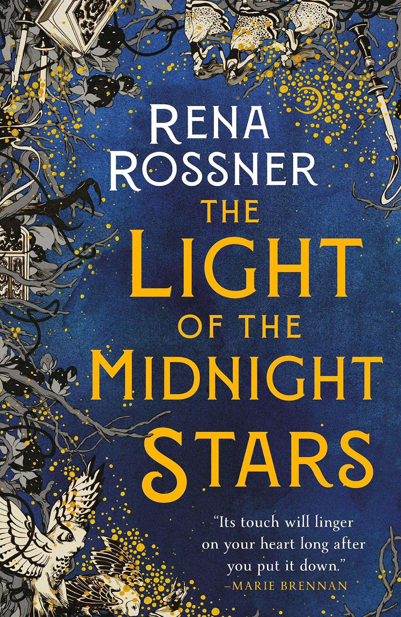 The Light of the Midnight Stars, by Rena Rossner