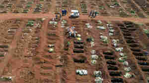 Brazil Top Court Orders Probe Of Bolsonaro's Pandemic Steps