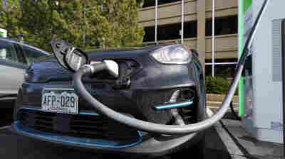 Betting Big On Electric Vehicles, Biden Faces Fraught Decision On Ga. Battery Plant