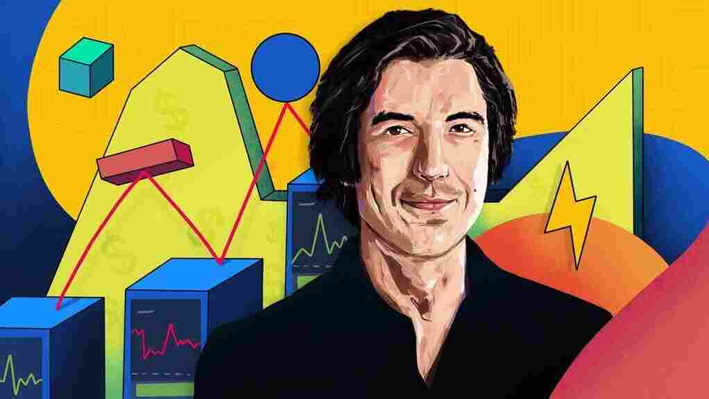 Vlad Tenev is the co-founder and CEO of Robinhood