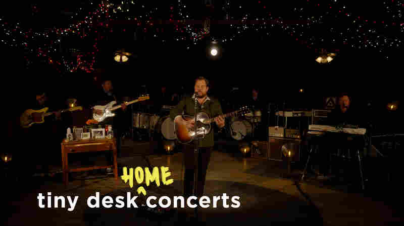 Nathaniel Rateliff: Tiny Desk (Home) Concert