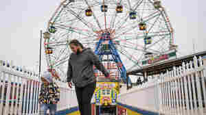 In Coney Island, The Wonder Wheel Spins Again