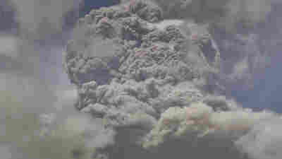 Volcano Erupts On Caribbean Island Of St. Vincent As Evacuation Continues