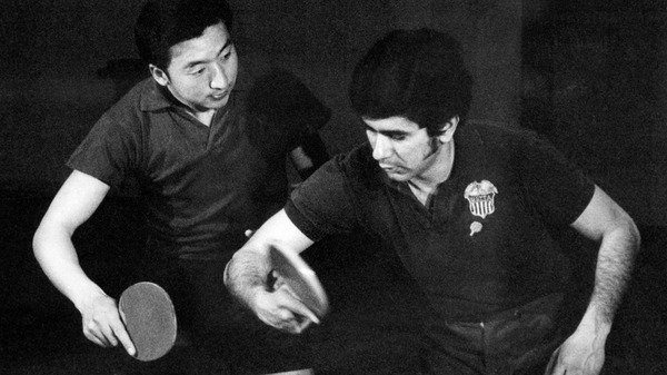 50 Years Later, The Legacy Of U.S.-China 'Pingpong Diplomacy' Faces Challenges