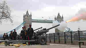 U.K. Military Gun Salutes Honor Prince Philip A Day After His Death
